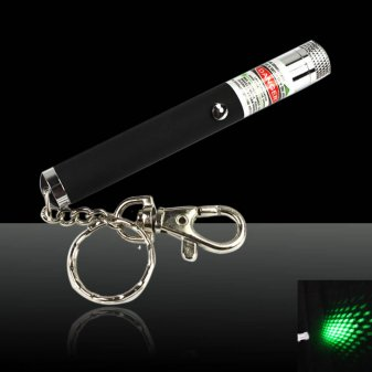30mW 532nm Stars Light Kaleidoscopic Green Laser Pointer