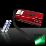 30mW 532nm Powerful Disc Hand Held Green Laser Pointer>