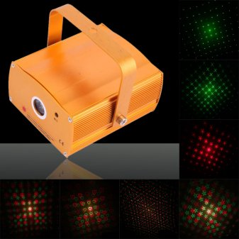 XF-01RG Red & Green Laser Mini Laser Stage Lighting