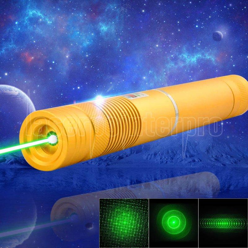 1000mw 532nm Green Beam Light Focusing Portable Laser