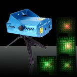 G07 brilhante Mini Laser Stage Lighting com padrão diferente