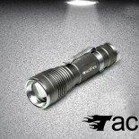 Mini forte brilho impermeável Dimmable 3 modos lanterna retrátil preto>                                                   </a>                                               </div>                                               <div class=