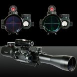 Kit Sight UKING ZQ-MZ05 3-9X40EG Fishbone + laser rouge Red Dot Holographic Laser Noir>