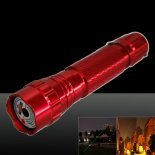501B 200mW 532nm Green Beam Light Single-point Laser Pointer Pen Red>
