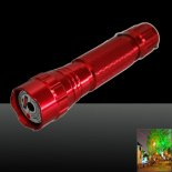 LT-501B 500mW 650nm Red Beam potente luce laser Pen Set Red>