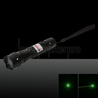 500mW 532nm pointeur laser vert avec batterie et chargeur noir ...
