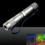 LT-300MW Red Laser Pointer Pen Prata>
