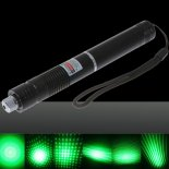 Patrón 5mW Focus estrellada verde de luz láser puntero Pen con 18650 batería recargable Negro>                                                   </a>                                               </div>                                               <div class=
