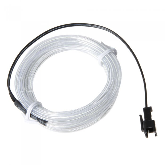 DY LED Flexible Lamp 3m 2-3mm Steel Wire Rope LED Strip with ...