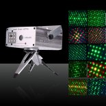 LS020 Bright Mini Laser Stage Light with Different Pattern