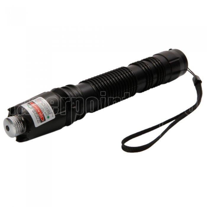 300mw 532nm Green Light With Laser Sword Black