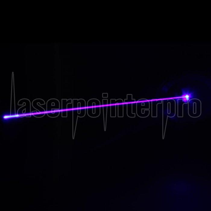 6000mw 450nm Single Point Blue Laser Beam Anti Slip Laser