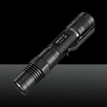 Nitecore 1000LM MH10 CREE XM-L2 U2 Strong Light Waterproof LED Flashlight Black