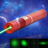 1000mW 532nm Green Beam Light Focusing Portable Laser Pointer Pen Red LT-HJG0087
