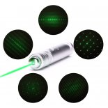 UKing ZQ-J36 200mw 532nm 5 in 1 USB Laser Pointer>
