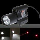 10 MW-LED-Taschenlampe und Fernlicht Rot-Laser-Bereich-Gruppe>                                                   </a>                                               </div>                                               <div class=