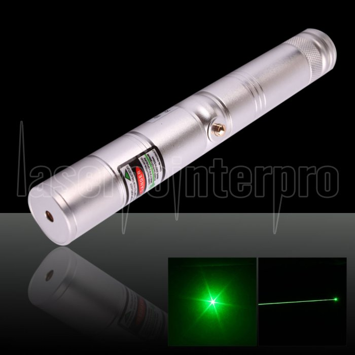 300mw 532nm Flashlight Style Green Laser Pointer Pen With