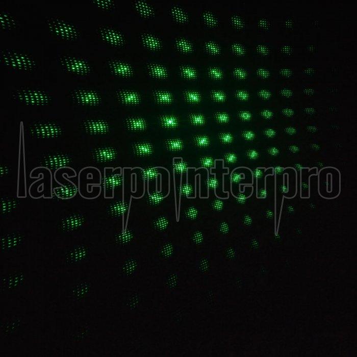 5mW 532nm grüne Laserpointer mit kostenloser Batterie & Ladegerät ...