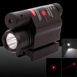 2-in-1 Professional 5mW 650nm Red Light point unique de style zoomable pointeur laser noir>                                                   </a>                                               </div>                                               <div class=