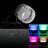 110V Red & Green LED Stage Lighting Black>