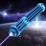 30000mw 450nm Gatling Brennende High Power Blue Laserpointer Kits Blau