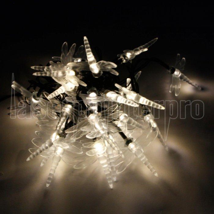 reviews of marswell 30 led gelbes licht solar weihnachts libelle art deko schnur licht. Black Bedroom Furniture Sets. Home Design Ideas