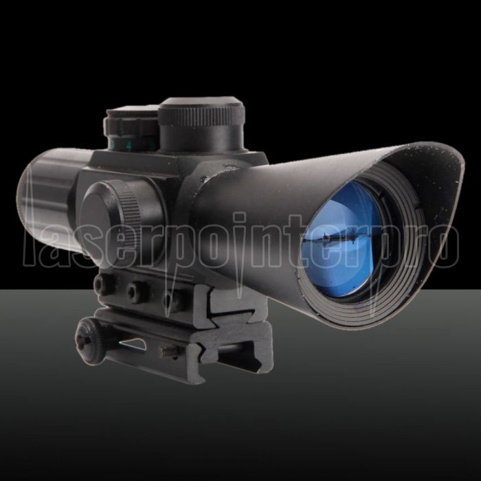 M7 625 600nm 5mw Red Beam 4x Magnification Rifle Scope