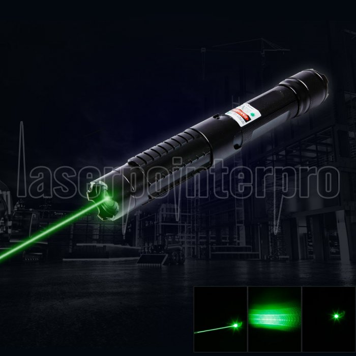 light with laser