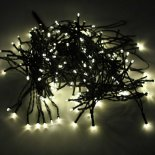200-LED Warm White Light Outdoor Waterproof Christmas Decoration Solar Power String Light>