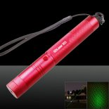 LT-303 5mw 532nm Green Beam Light Adjustable Light Styles Laser Pointer Pen with Bracket Red