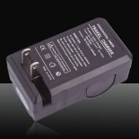 18650 Battery Charger (110V~240V) Black>