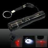 650nm Red Laser Pointer & 7 LED Flashlight Torch>
