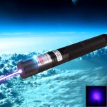 1000mW High-Power-kaleidoskopische blau-violetten Laser Pointer>