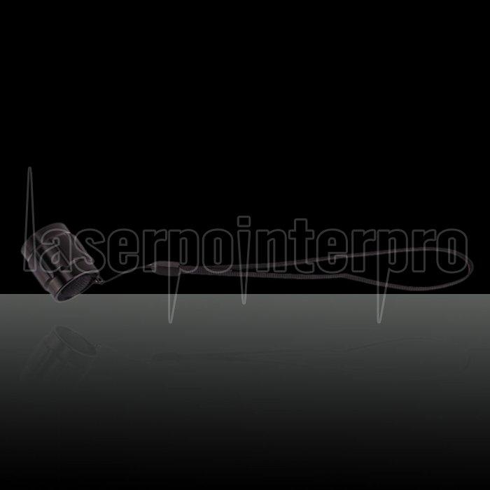 100mW 532nm grüner Laserpointer mit 16340 Akku - Laserpointerpro.com