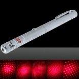 Plata 5mW Medio Abierto estrellada modelo rojo Luz Desnudo lápiz puntero láser>                                                   </a>                                               </div>                                               <div class=