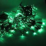 200-LED luz verde ao ar livre Decoração de Natal Waterproof Solar String Luz de energia>                                                   </a>                                               </div>                                               <div class=