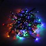 200-LED colorato della luce esterna impermeabile Decorazione di Natale di energia solare della luce della stringa>                                                   </a>                                               </div>                                               <div class=