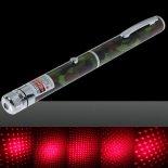 50mW Medio Abierto estrellada modelo rojo Luz Desnudo lápiz puntero láser en color camuflaje>                                                   </a>                                               </div>                                               <div class=