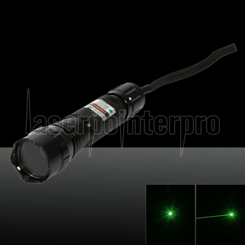 150mw 532nm Green Laser Pointer With Battery And Charger