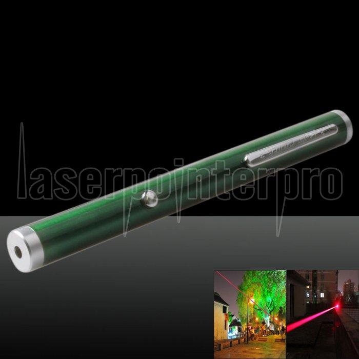5 In 1 300mw 650nm Red Laser Beam Usb Laser Pointer Pen