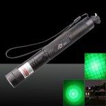 100mw 532nm Rayo de luz verde 6 Estilos cielo estrellado luz lápiz puntero láser con soporte Negro>                                                   </a>                                               </div>                                               <div class=