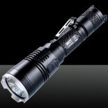 NITECORE 1000LM MH27 XP-L HI V3 Strong Light LED Flashlight Black>