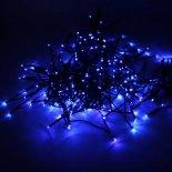 200-LED blu Luce esterna impermeabile decorazione di Natale di energia solare della luce della stringa>                                                   </a>                                               </div>                                               <div class=
