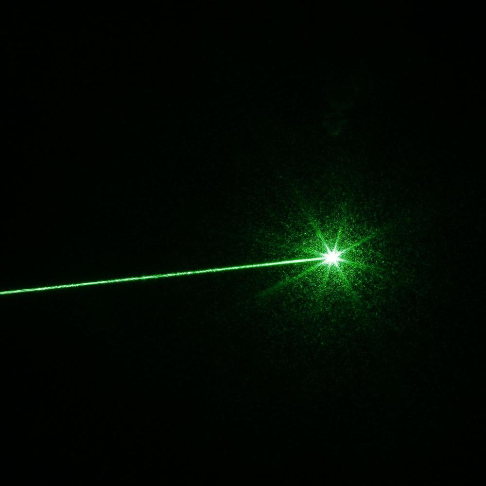 532nm 1mw Green Laser Beam Single Point Laser Pointer Pen