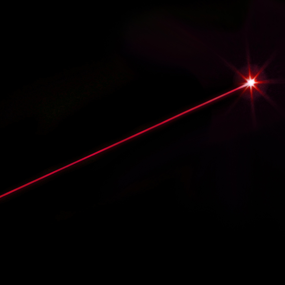 650nm 1mw Red Laser Beam Single-point Laser Pointer Pen ...
