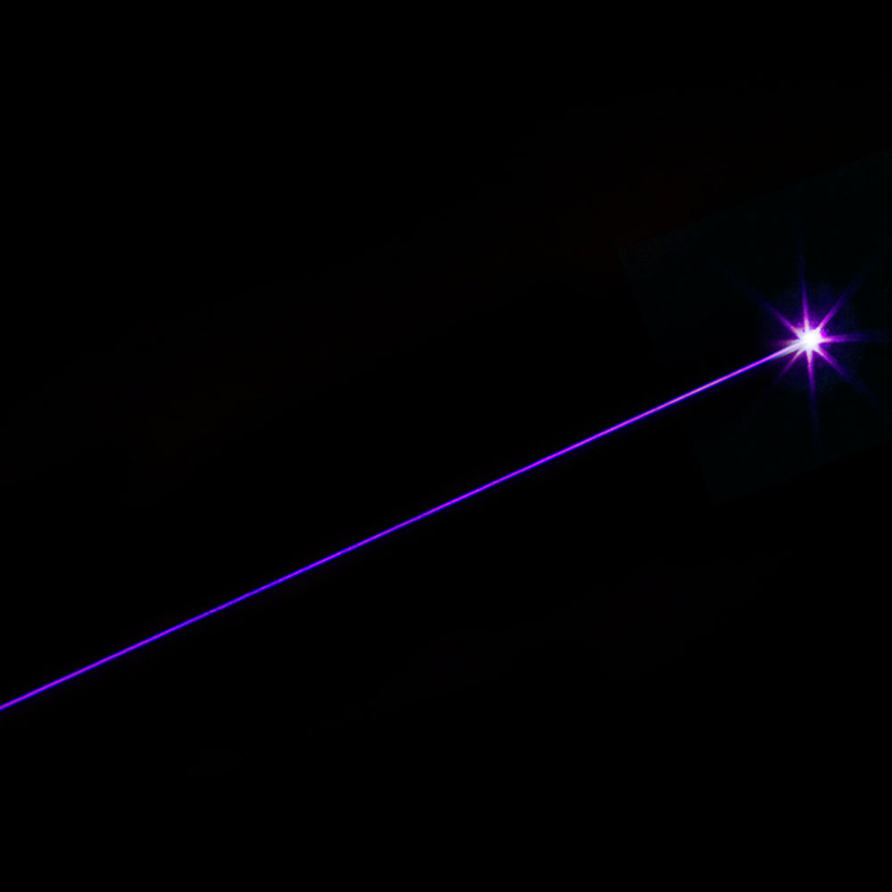1mw 405nm Blue Amp Purple Beam Light Tailcap Switch Laser