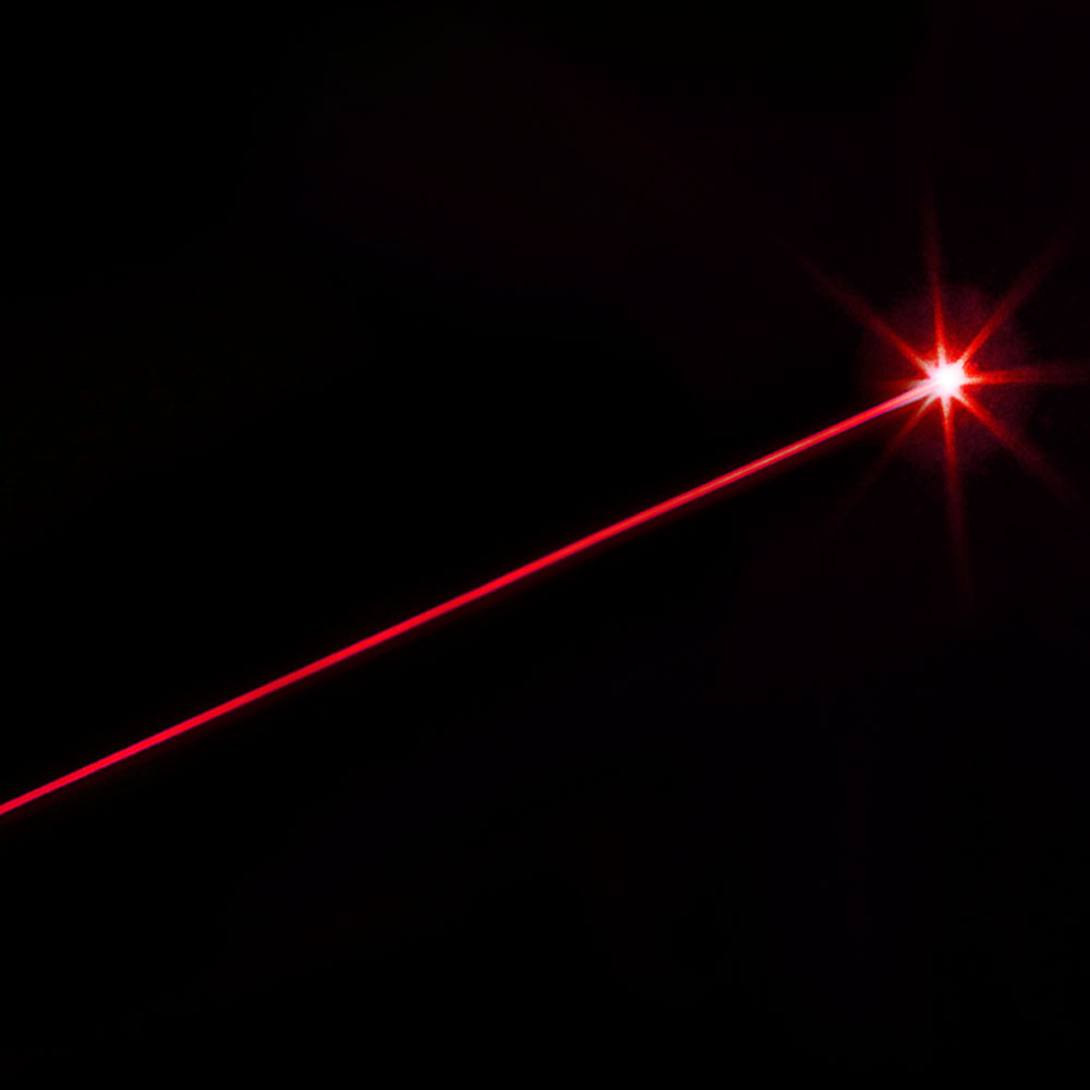 1mW 650nm Red Beam Light Tailcap Switch Laser Pointer Pen ...