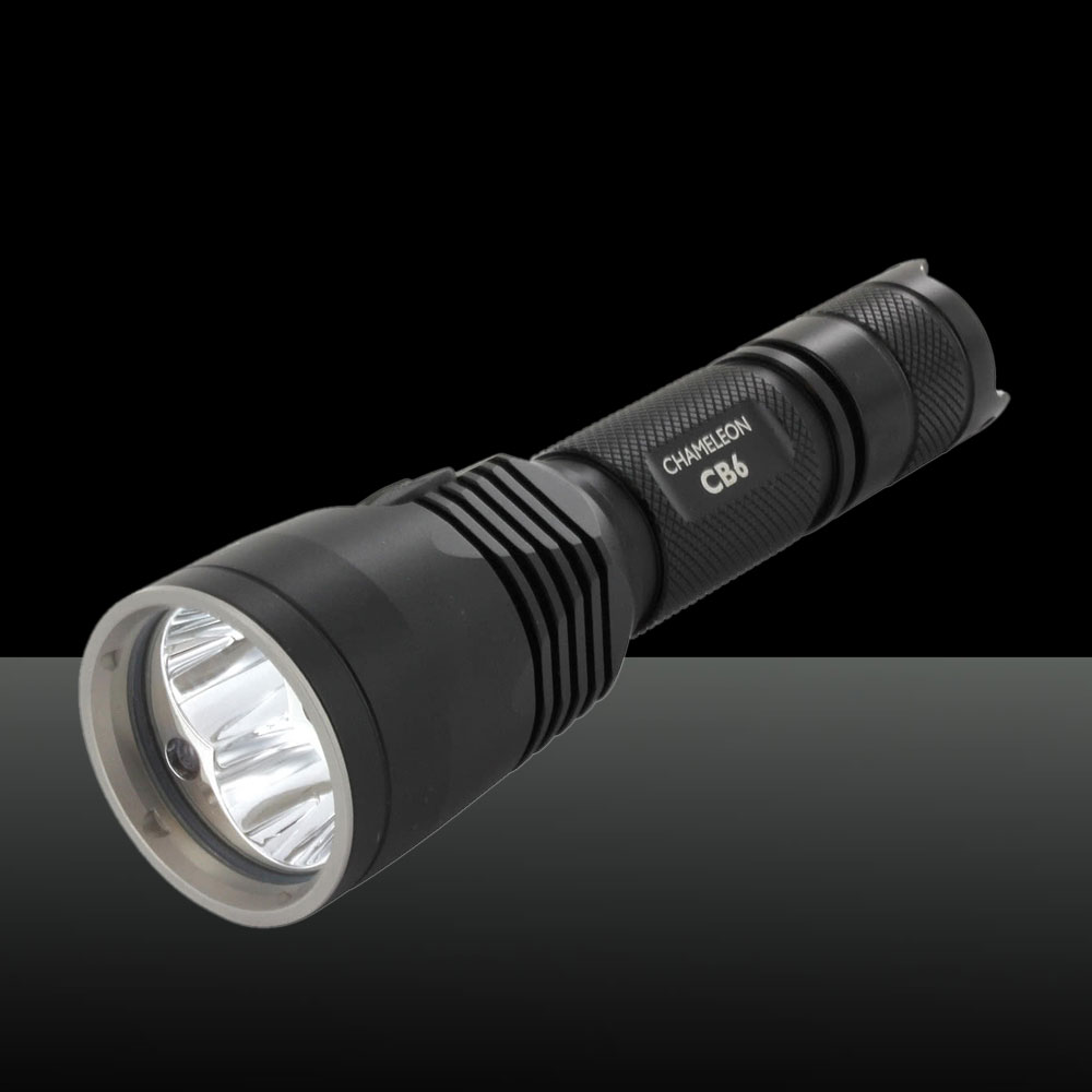 Nitecore 440LM CB6 CREE XP-G2 CREE XP-E Strong Light Waterproof LED Flashlight Black