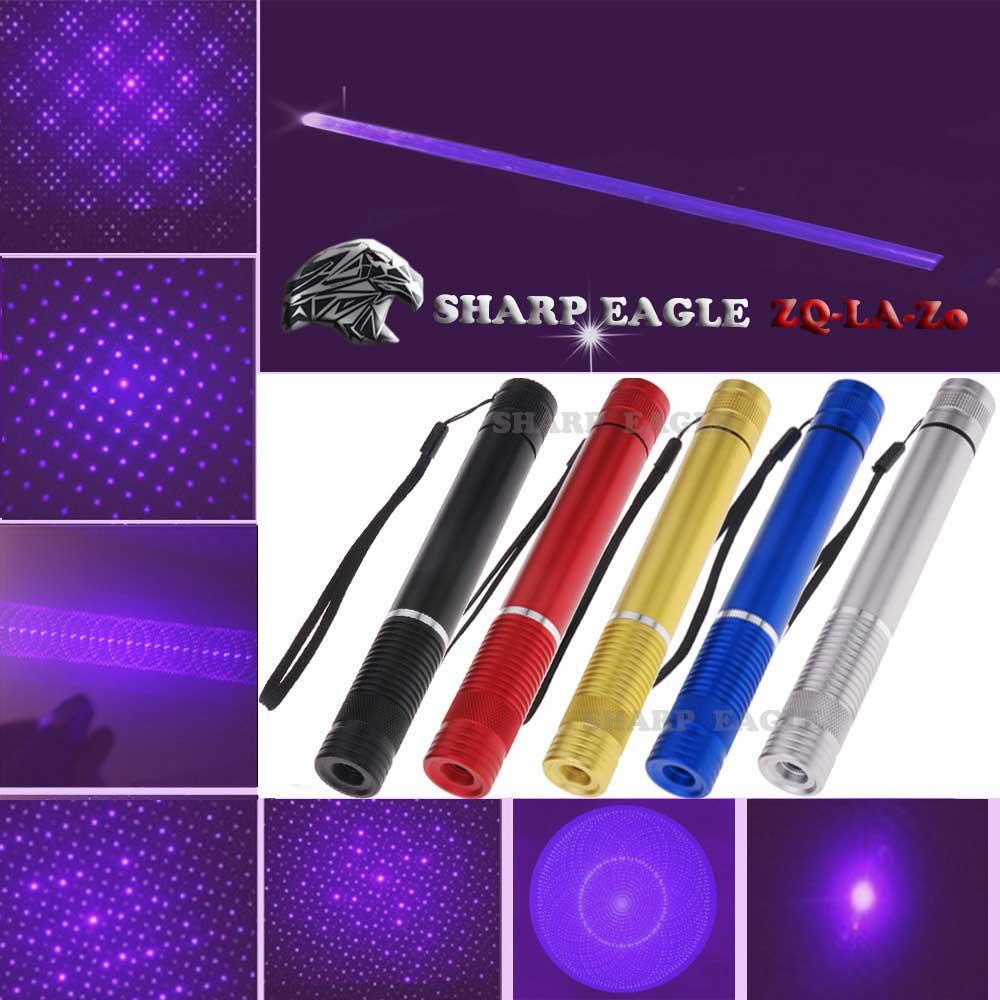 puntatore laser blu
