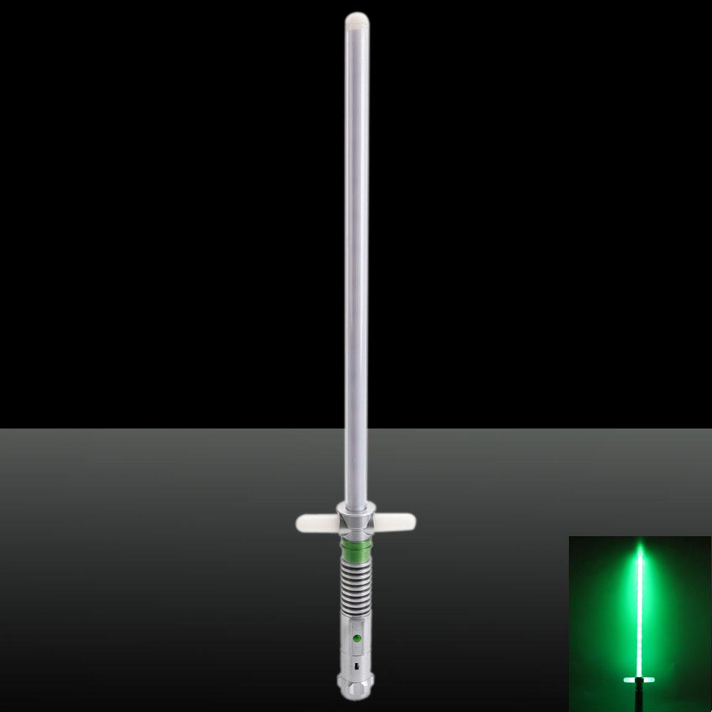 """Star War Laser Sword 26"""" Kylo Ren Force FX Green Lightsaber"""